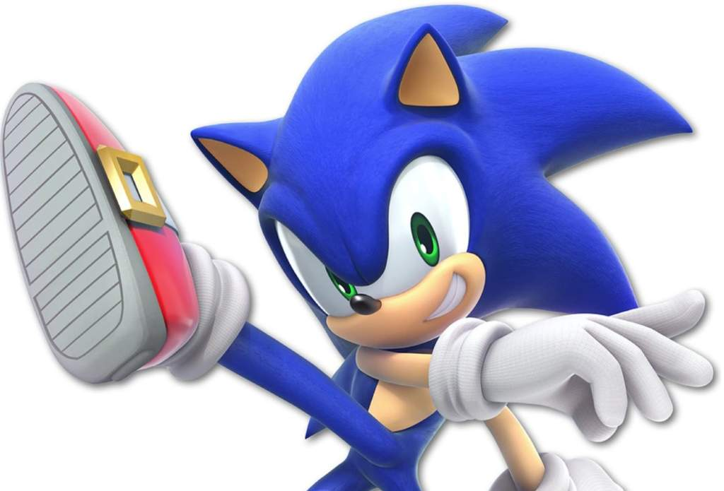 super smash brothers ultimate sonic the hedgehog amino