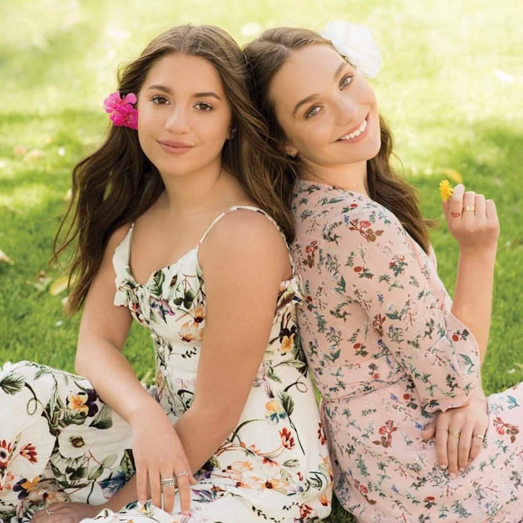 Dancing sisters Maddie and Mackenzie Ziegler talk sibling