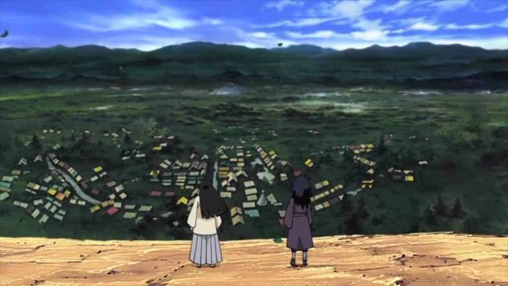 Hashirama's and Madara's dream - [ Konoha ] | Anime Amino