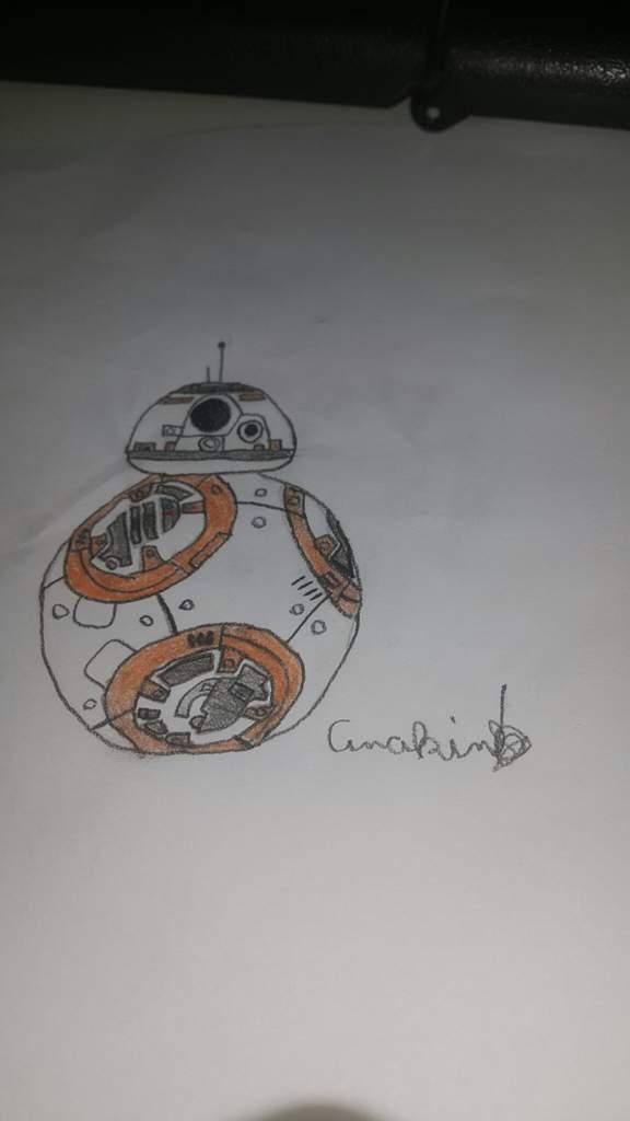 quartadosdesenhos desenho do bb 8 aceito nota star wars brasil