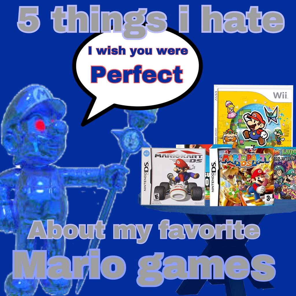 5 Things I Hate About My Favorite Mario Games Mario Amino