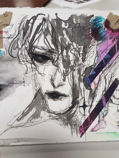 Drawing Tom Holland Art Amino
