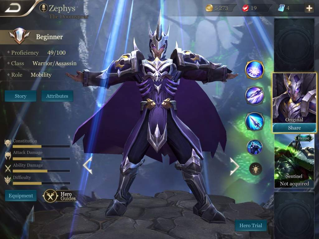 Im Trying To Learn Zephys Because He Seems Op From What Ive Seen