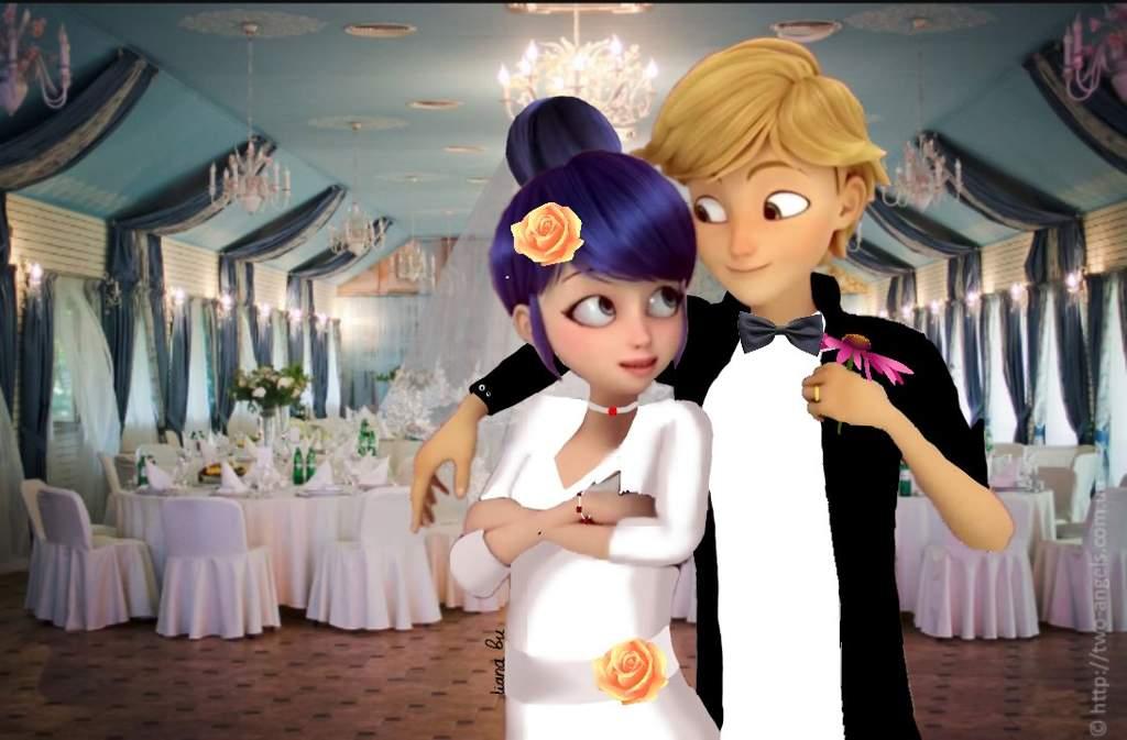 свадьба леди баг картинки это лепешка