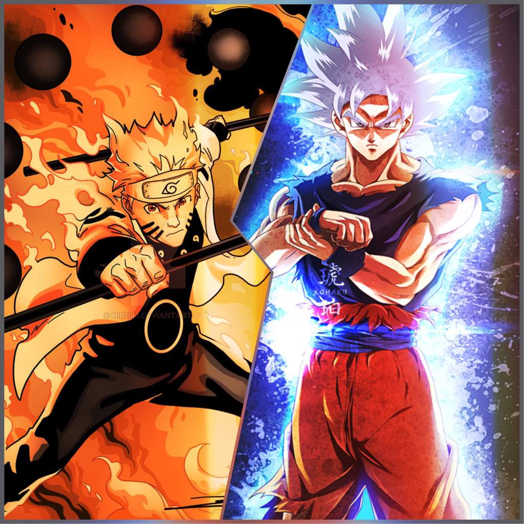 7 One Piece Characters Who Can Defeat A Yonkō: Devestating Battle (Son Goku Vs Naruto)