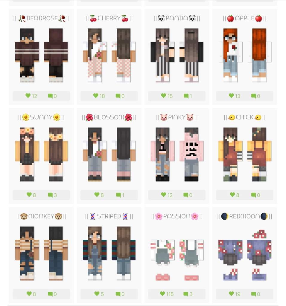 Minecraft [SkinSeed]  Minecraft Amino