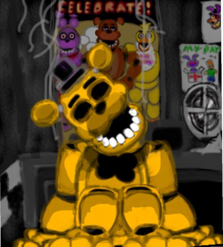 🎩Celebrate!🎩-Animation- | Five Nights At Freddy's Amino