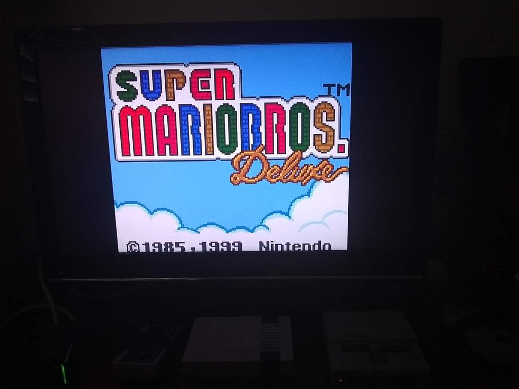 If SNES Classic was like a Super Game Boy | Mario Amino