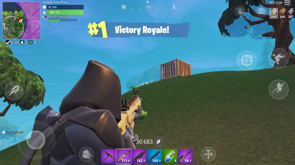 Fortnite Mobile High Kill Game All About Wooden
