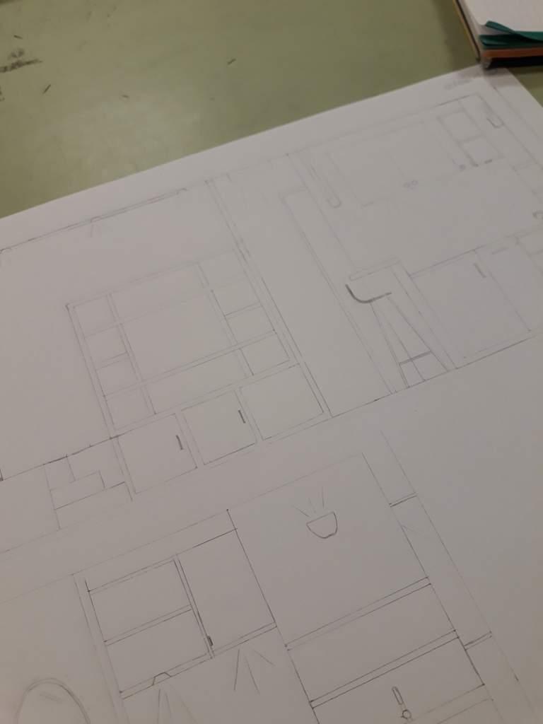 stage architecture interieur dessin et manga amino