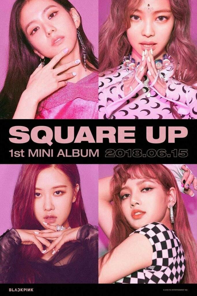 Blackpink Square Up K Pop Amino