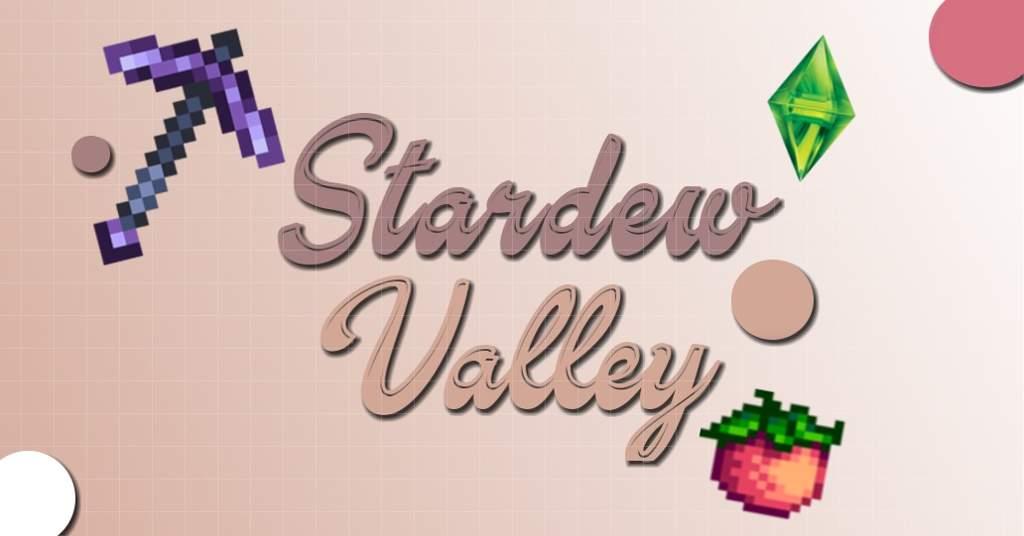 Stardew Valley Sims/Simself   Sims Amino