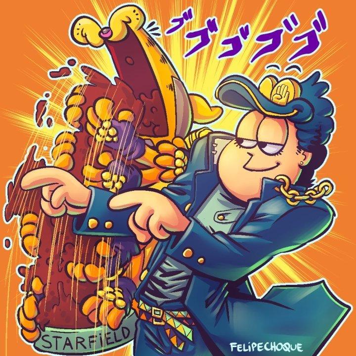 Garfield Is The Best Jojo Dank Memes Amino