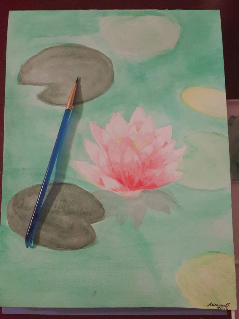 Lotus flower art tips and tutorials amino the prettiest flowers can bloom even in the mud izmirmasajfo