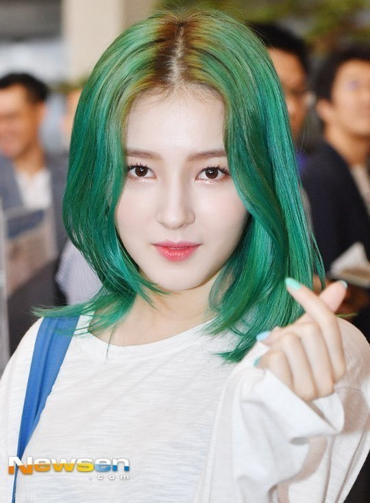 Do You Like Nancy S New Hair Style Momoland Amino