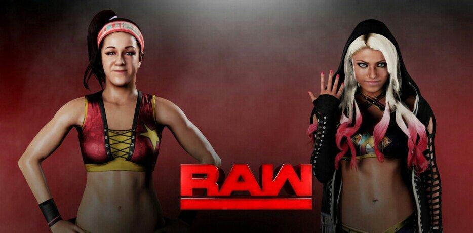 WWE 2K18 Raw Jan, Week 3 (Finally) | Wrestling Amino