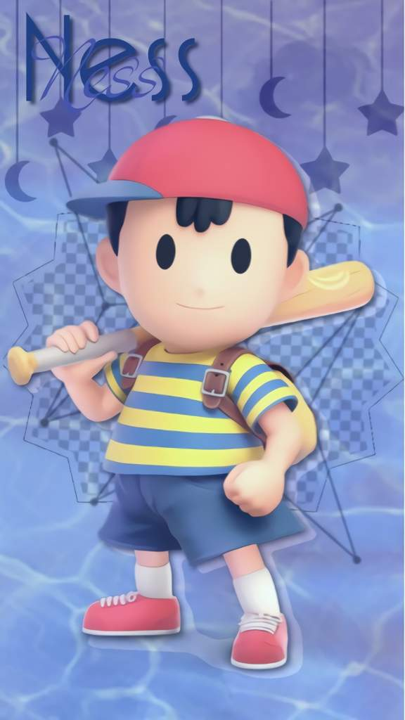 Ness and Lucas Iphone Wallpapers | EarthBound Amino