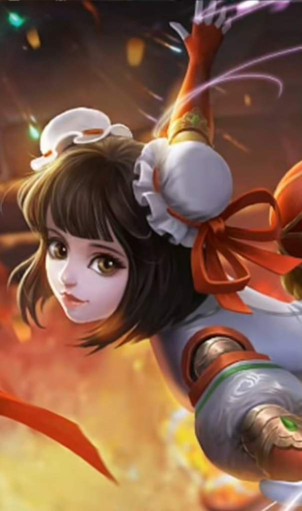 China doll Angela  ◇Mobile Legends Amino◇ Amino