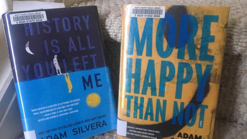 Adam Silvera Books Books Writing Amino