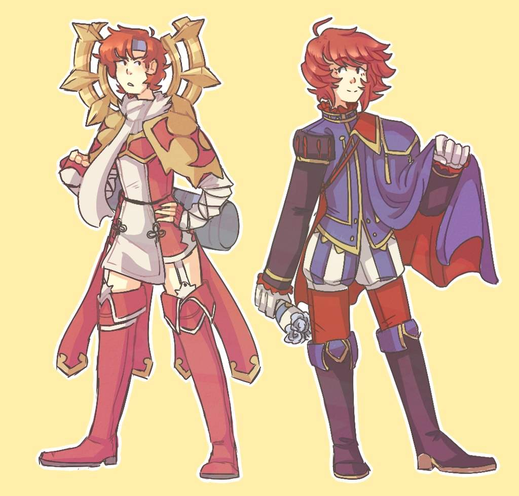 outfit swap fire emblem amino
