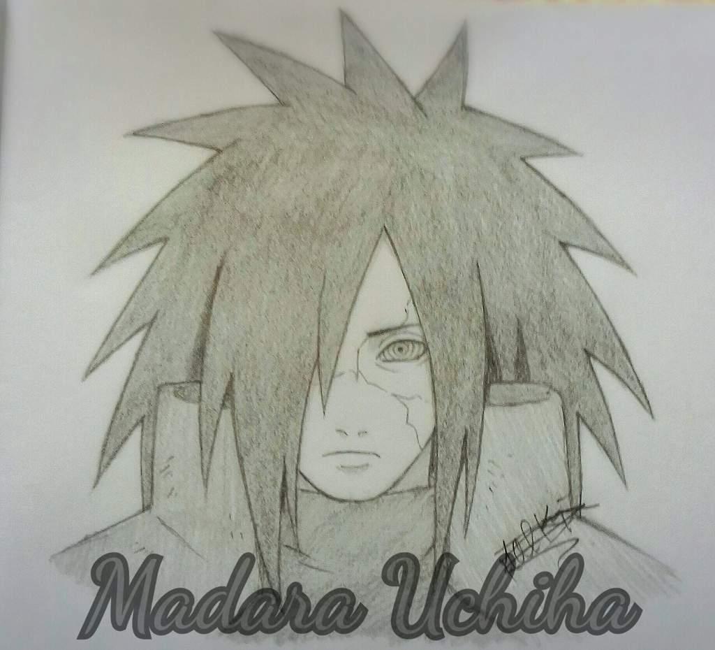Tuto Dessin Comment Faire Madara Uchiha Naruto Boruto Fr Amino