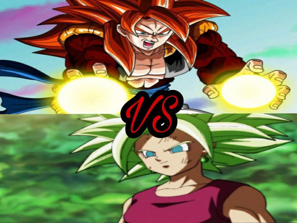 Gogeta Ssj4 Vs Kefla Dragon Ball Español Amino
