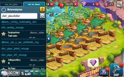 Monster legends team war matchmaking