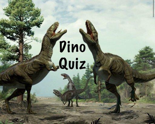 Dino Species Quiz Please Read Desc Dinosaur Lovers Amino