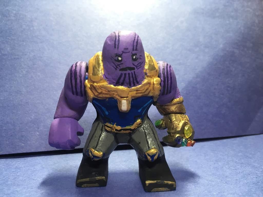 Lego Thanos Old Lego Amino