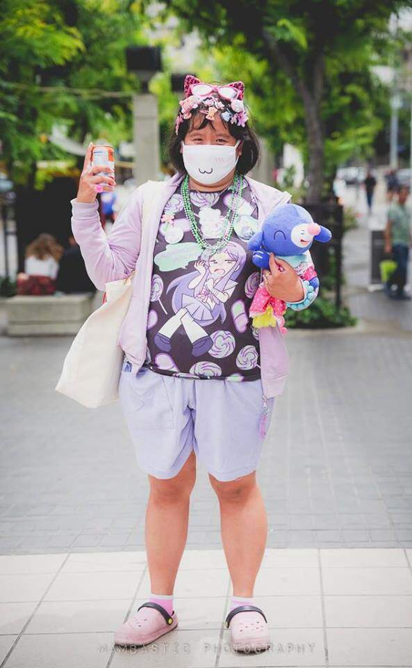 Harajuku Day 31 Decora X Yami Kawaii Alternative Fashion Amino