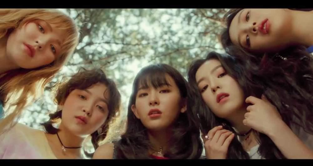 Cookie Jar Song Custom Red Velvet Cookie Jar Music Video Review KPop Amino