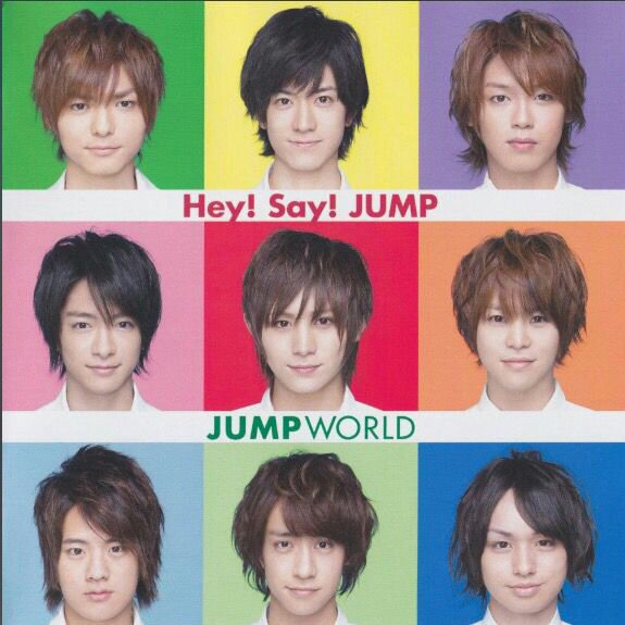 Inoo Kei Hey Say Jump T