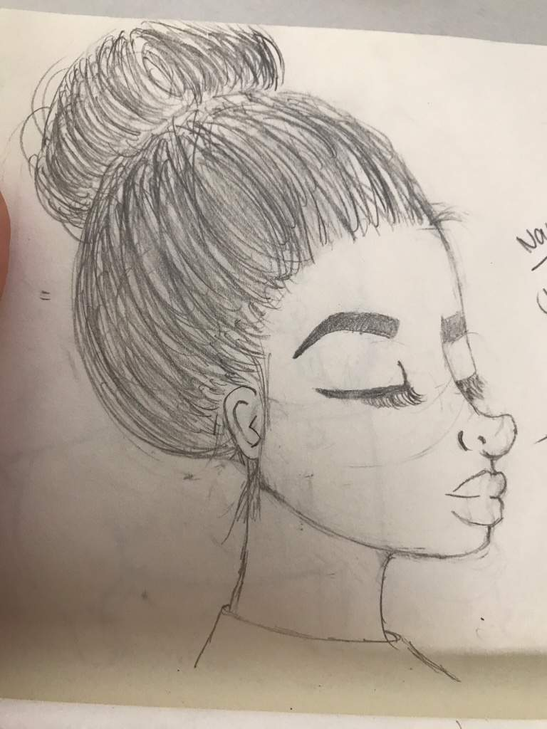 this isnt my art style but i just kinda copied christina lorre i