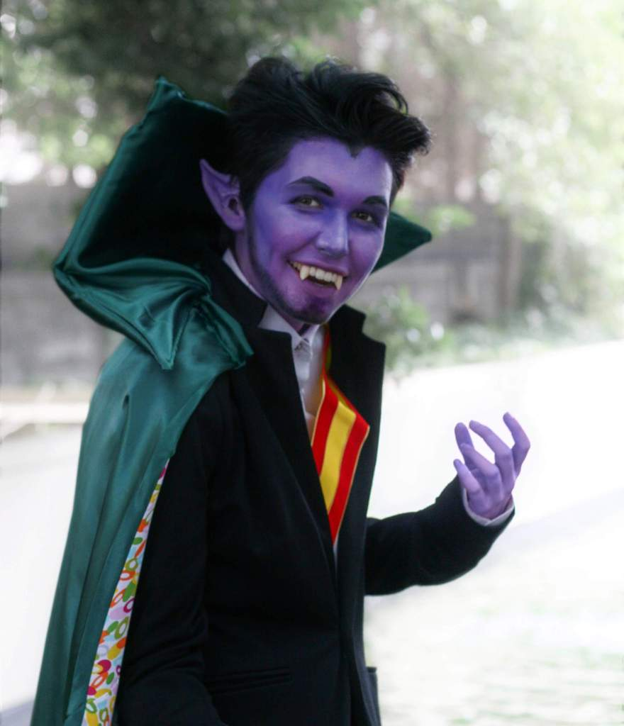 My Cosplay Of Count Von Count From Sesame Street Cosplay Amino