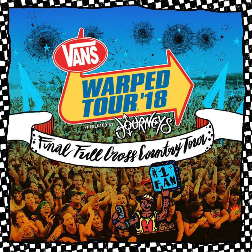43ed29f030 Now Welcome To The Do s   Don ts Of Warped Tour (+a survival kit for  attending)