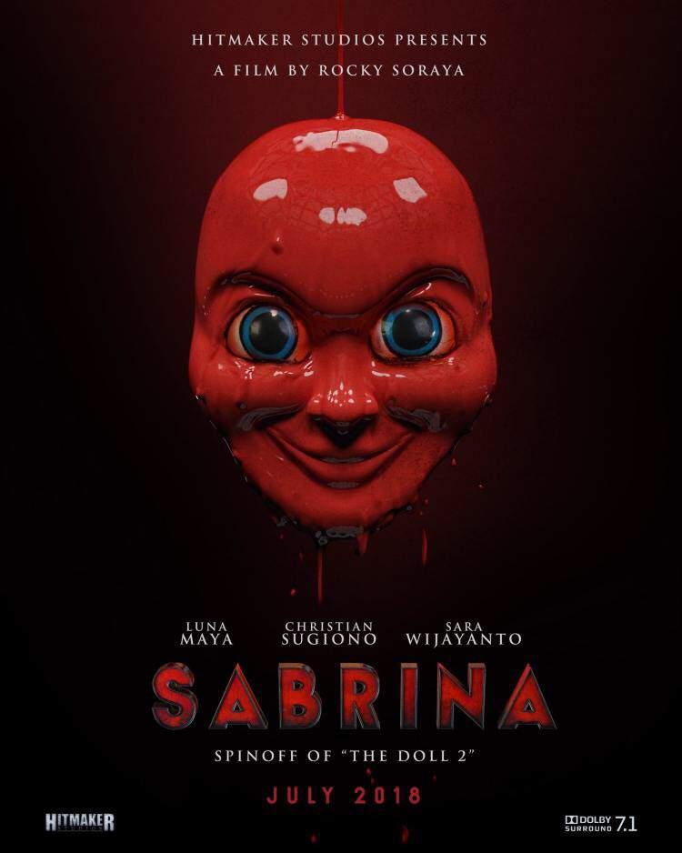 Afbeeldingsresultaat voor sabrina 2018 doll