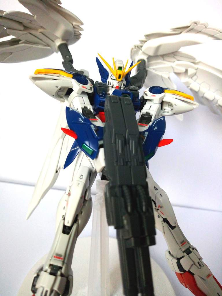 Exceptional Rg Wing Gundam Zero You Never Seen Before