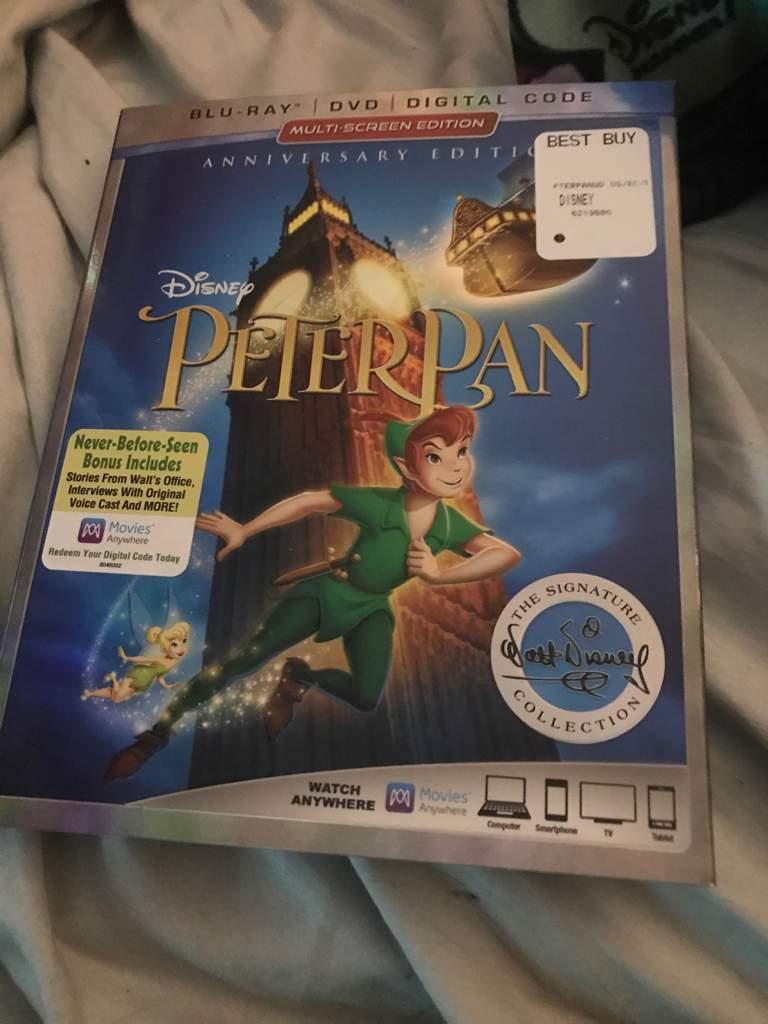 peter pan multi screen edition
