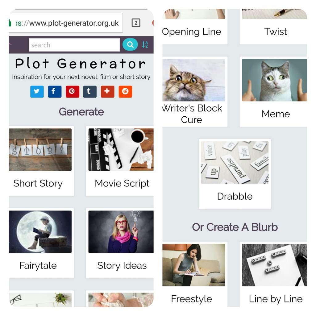 plot generator | books & writing amino
