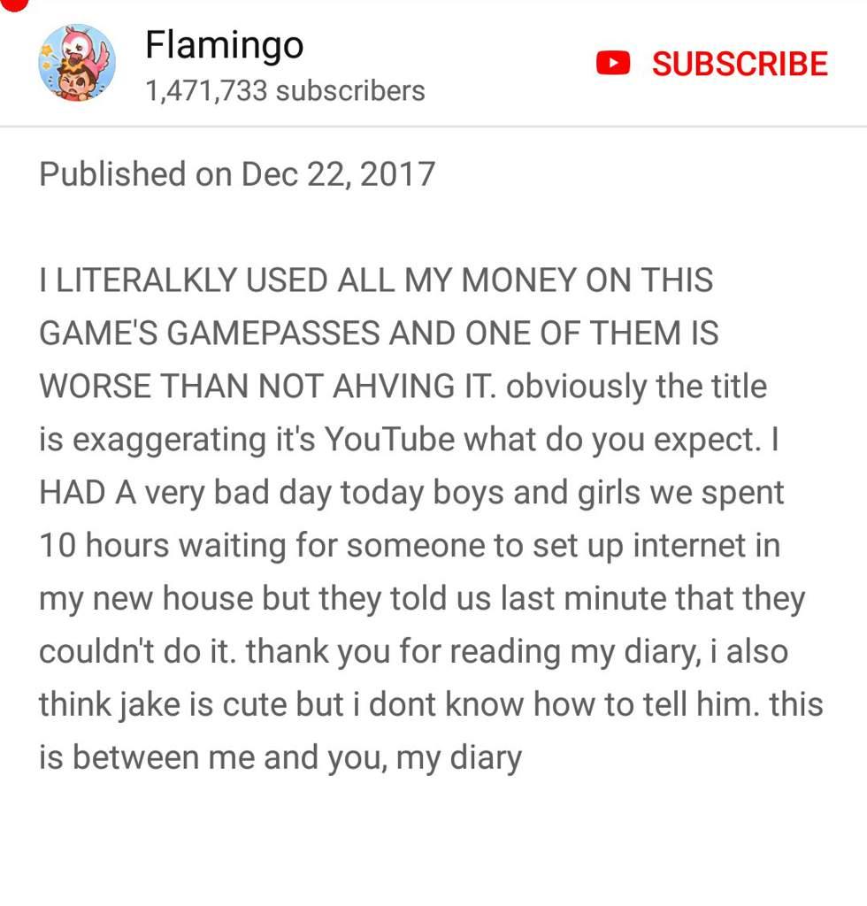 Read And Find Albert S Secrets Flamingo Amino