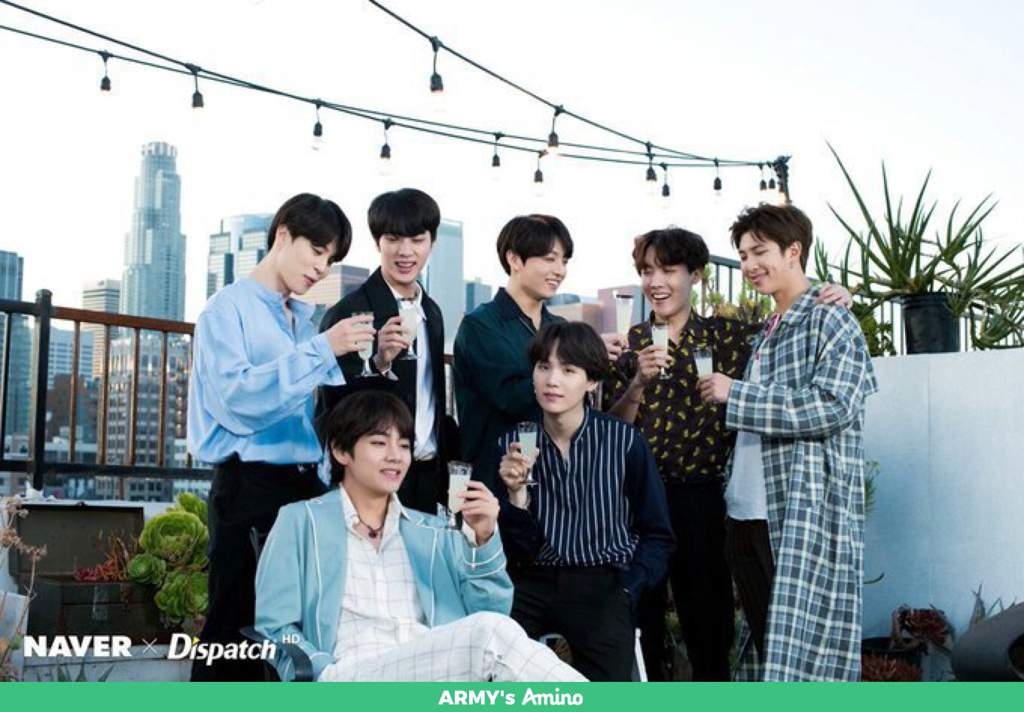 How old is BTS? | ARMY's Amino