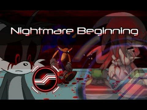 Sonic exe nightmare beginning all endings | ЕНТ, ПГК, гранты