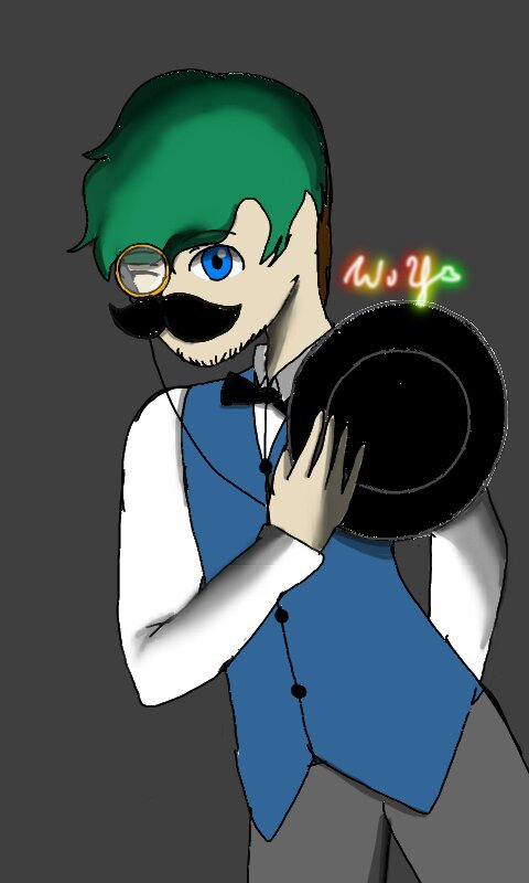 Dapper Jack I Drew This While Was Gone 3