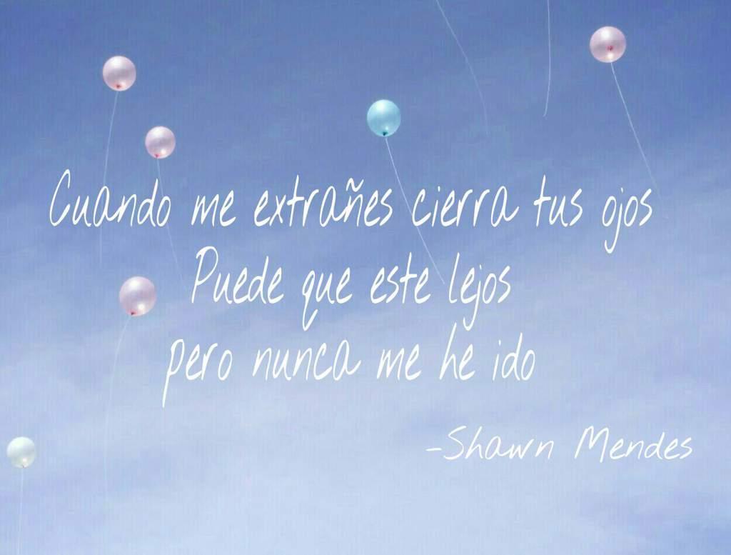 Frases De Shawn Shawn Mendes Espanol Amino