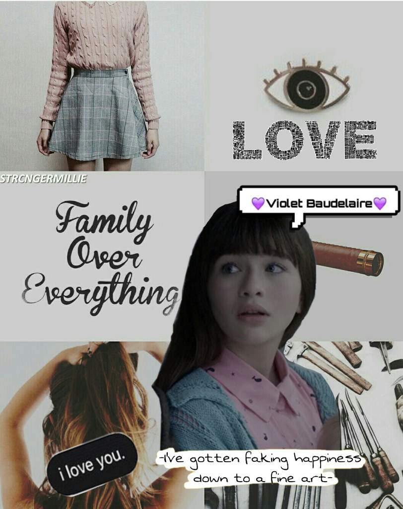 Violet Baudelaire Aesthetic | Series of Unfortunate Events Amino