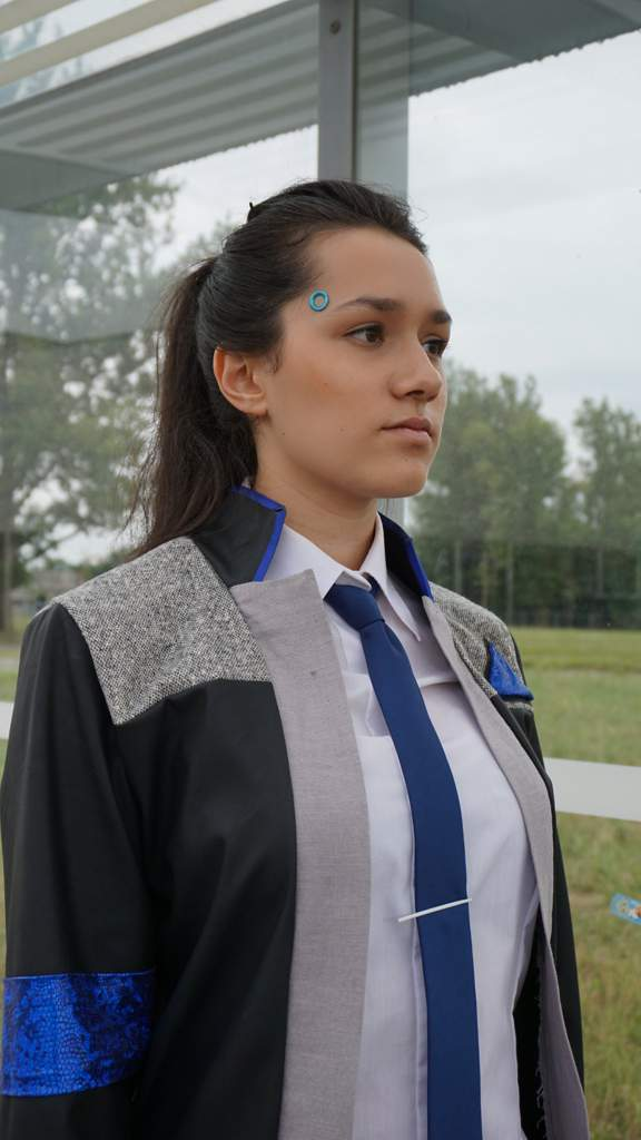 Connor Cosplay Detroit Become Human Official Amino