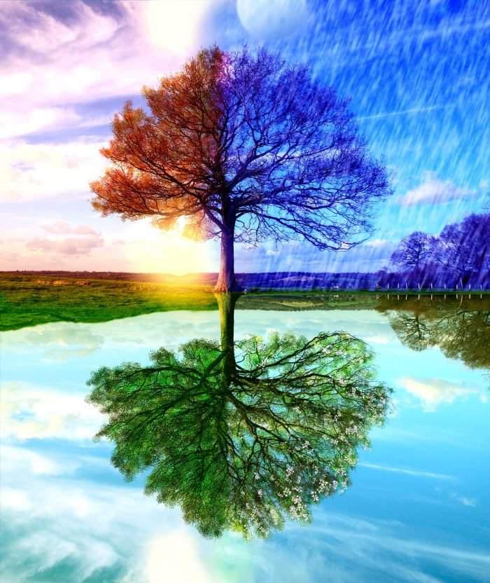 Картинки природы времена года, день