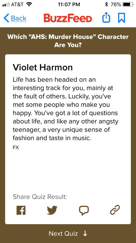 i guess im violet | American Horror Story Amino