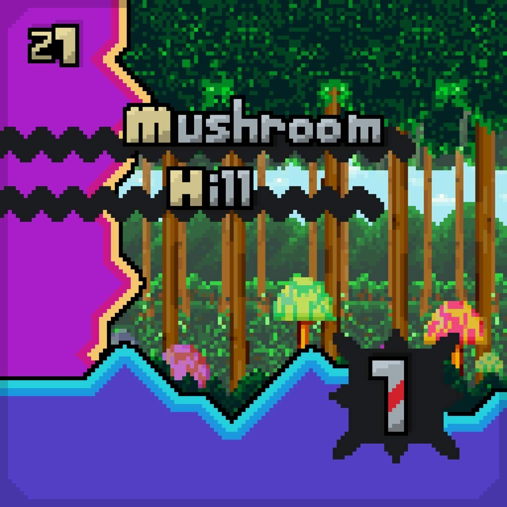 Mushroom Hill Act 1 - Sonic Hysteria 8-Bit | Sonic the Hedgehog! Amino