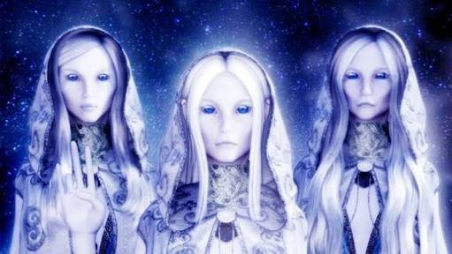 Extraterrestres Nórdicos:::::   Terror Amino